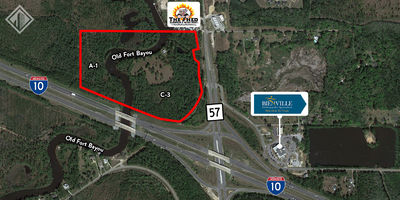 PRIME DEVELOPMENT SITE | ~44 AC NWC I-10 & HWY 57